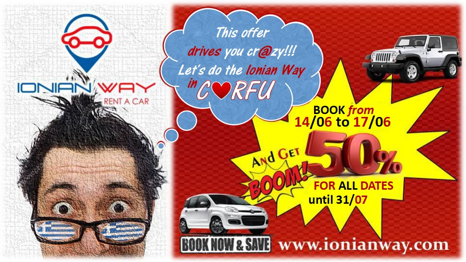 special-offer corfu rent a car